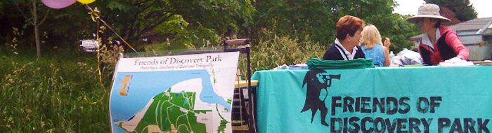 Friends of Discovery Park